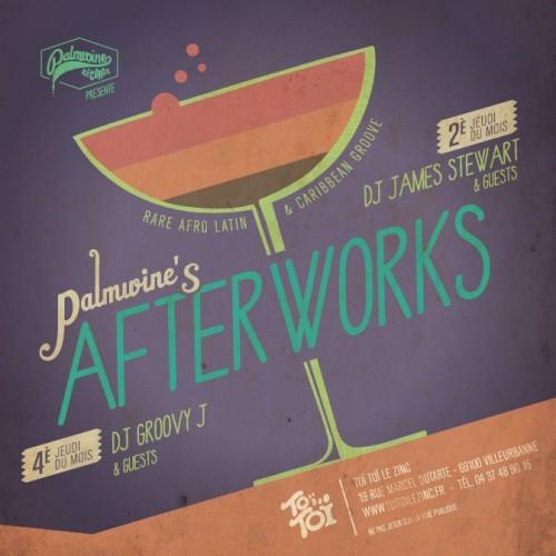 Palmwine's afterworks